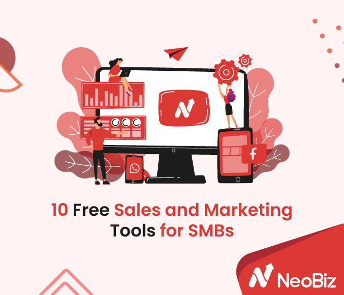 10 free sales and marketing tools for SMBs