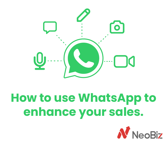 How to use WhatsApp to enhance your sales and marketing