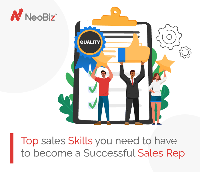 Top Sales Skills You Need To Become A Successful Sales Rep